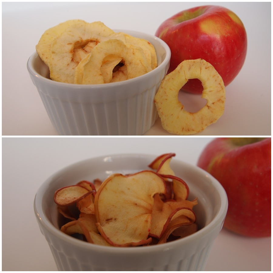 compare to the ingredients in target brand dried apples