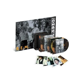 R.E.M. - 'Document' (25th Anniversary Deluxe Edition)