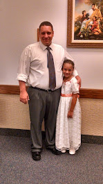 Tony and Alaina on baptism day