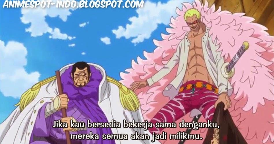 Subtitle Indonesia One Piece Movie Z | one piece batch ...