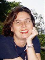 Sandra  Ronca, escritora e ilustradora  de Um dia de vacina