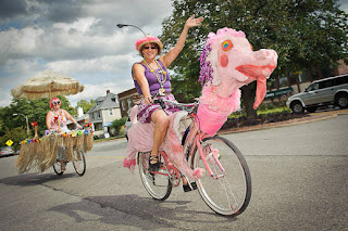 Banana Bike Brigade