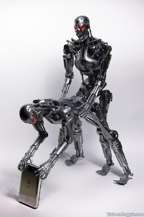 kamasutra robots 07 Ternyata Robot terminator Juga Bisa Melakukan ML, FULL FOTO