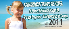 COMUNIDADE TEMPO DE VIVER