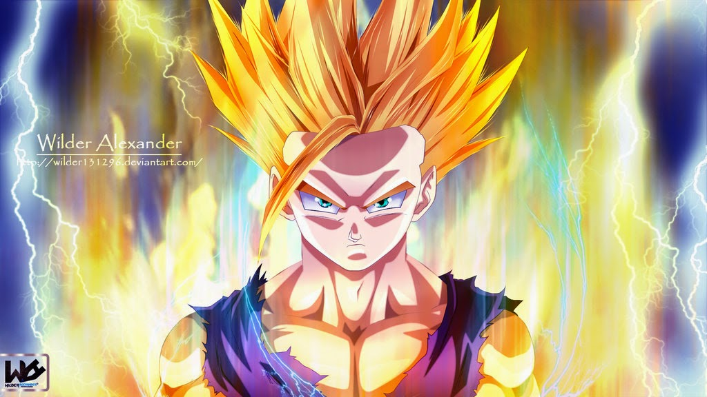 Dragon ball z hd wallpapers zdiscover - Dragon ball z gohan images ...