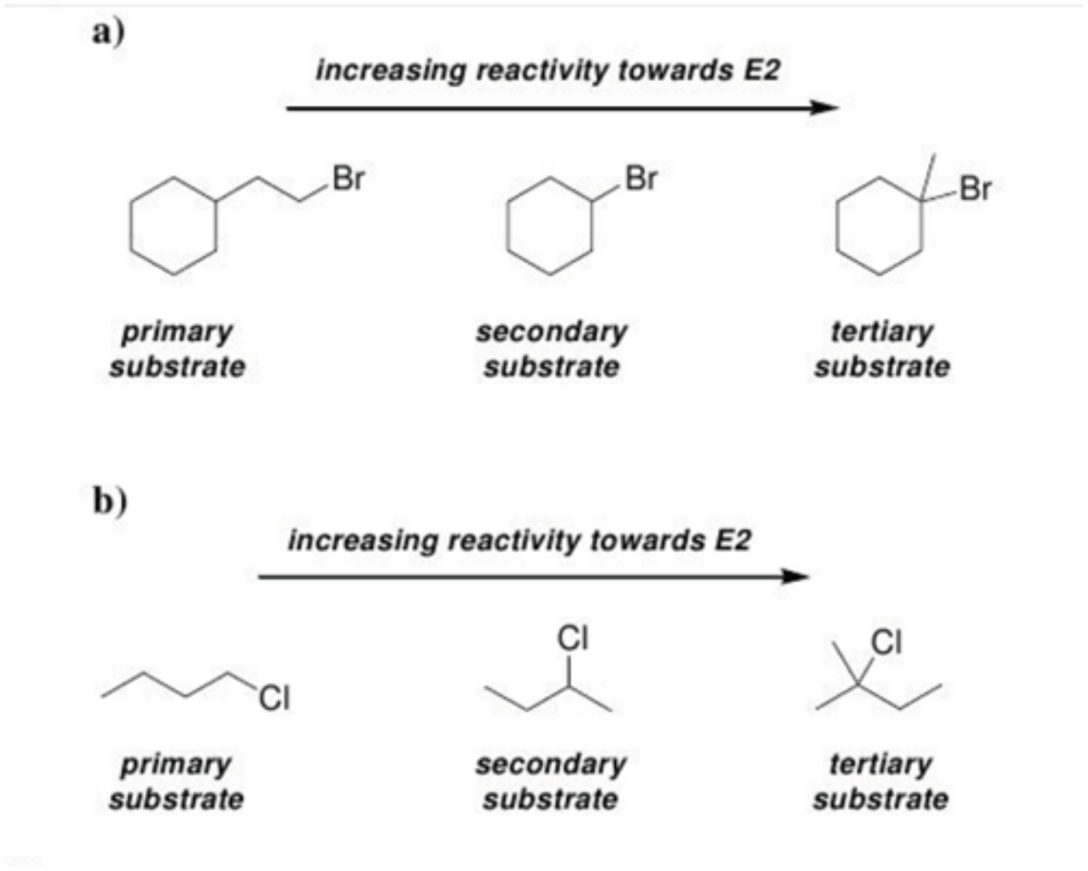 Chemistry World Examples Of E2 Reaction