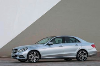 Nouvelle Mercedes Classe E année 2013