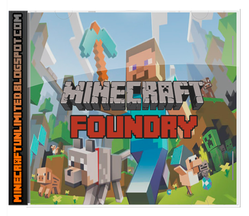 Foundry Mod Minecraft