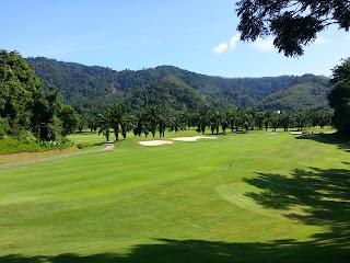 Loch Palm Golf Course in Phuket