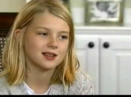 La niña que no puede parar de estornudar