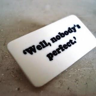 Aku Tidak Terlahir Untuk Sempurna Tanpamu
