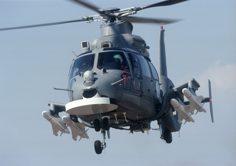 Eurocopter AS565 MB Panther