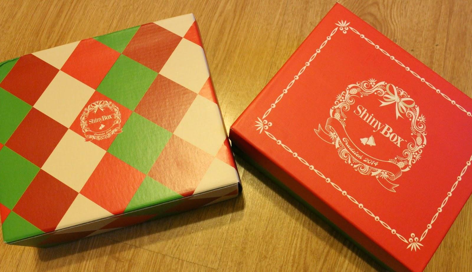 ShinyBox grudzień 2014 - Mówimy STOP nietrafionym prezentom!