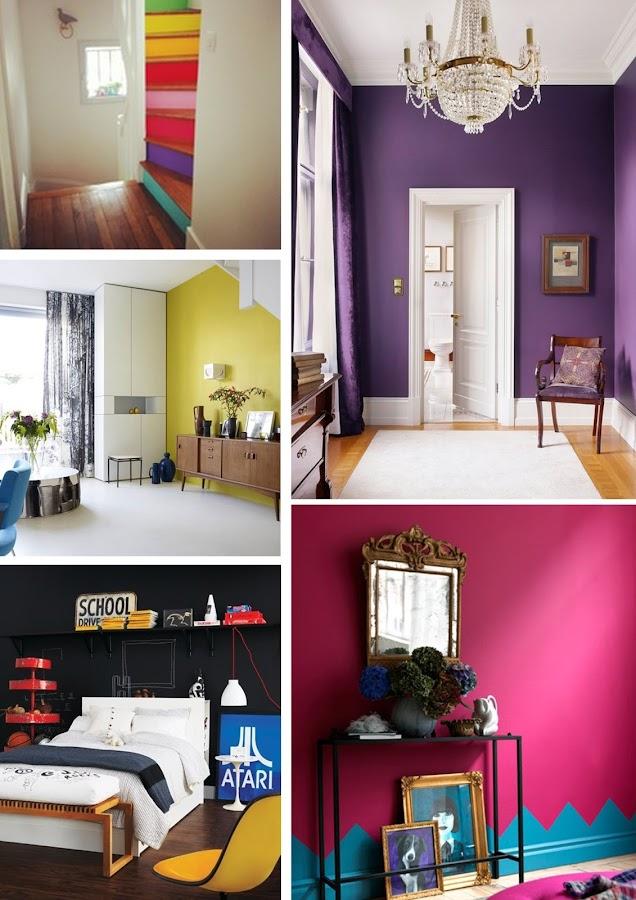 Tutorial c mo pintar el tapizado de un sill n bricolaje - Como pintar una casa rustica ...