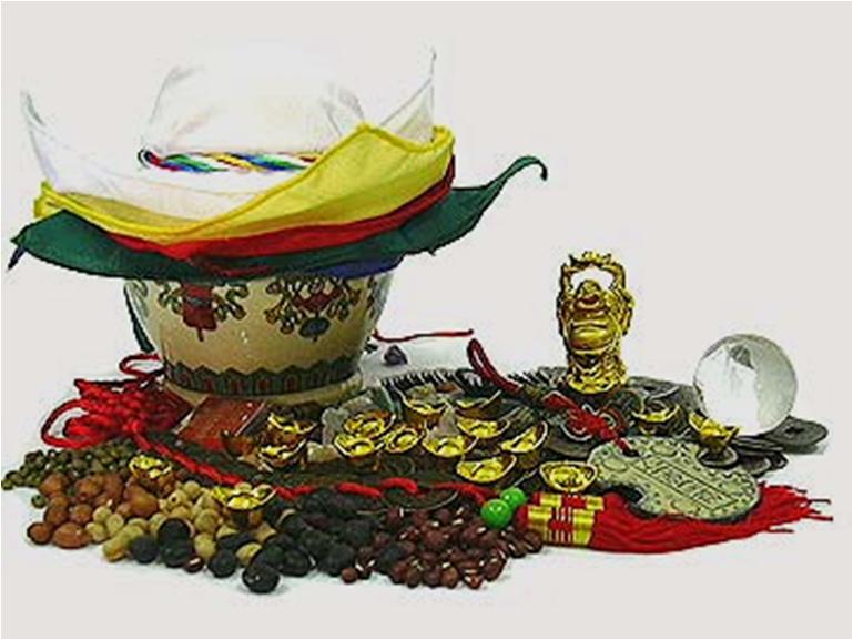 Oraciones para dinero y fortuna el jarr n de la riqueza - Como atraer el dinero feng shui ...