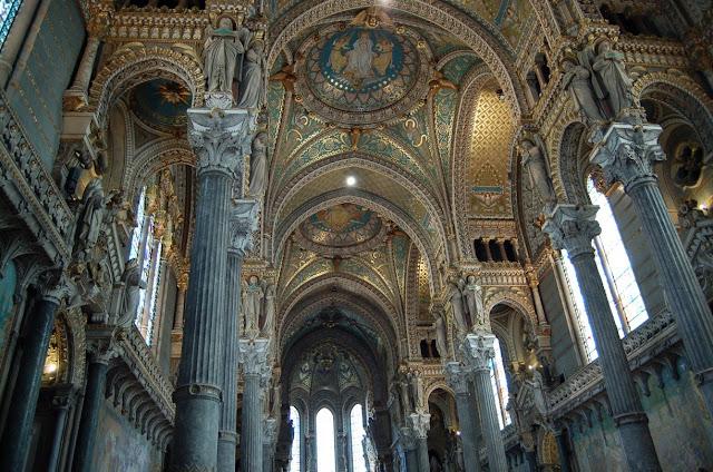Cathedral de Lyon, Lyon