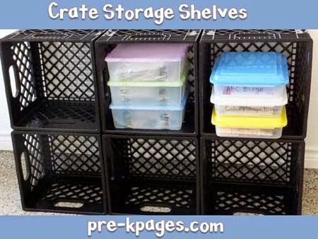 http://www.pre-kpages.com/crate-storage-shelves-and-cubbies/