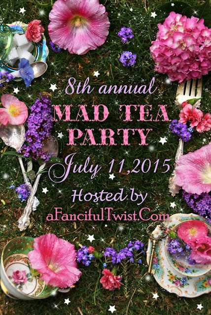 Mad Tea Party 2015