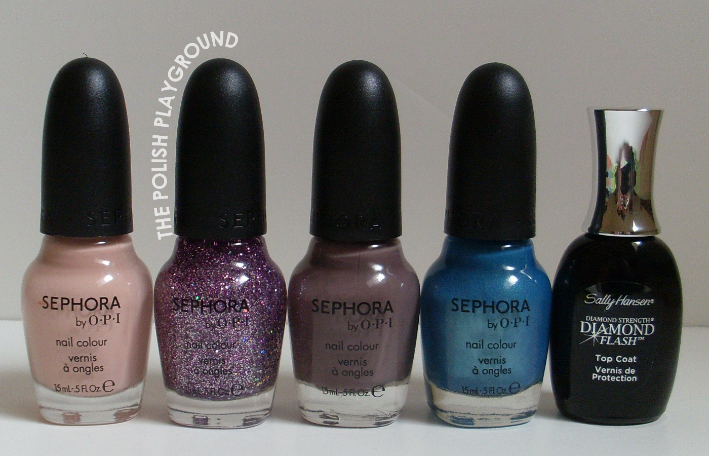 Sephora by OPI, Sally Hansen