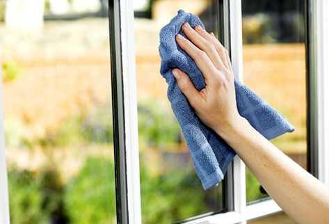 Los trucos de la abuela para limpiar cristales y espejos ~ Olvídate ...