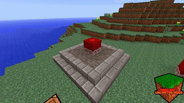 Blood Magic Mod 2nd tier altar
