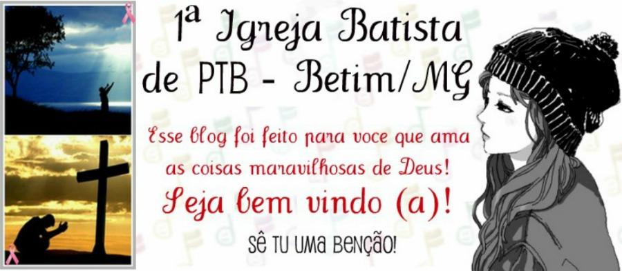 1º Igreja Batista de PTB