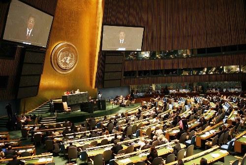 Temui Menlu Inggris dan Jerman, RI Cari Dukungan Keanggotaan di DK PBB