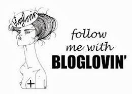 Bloglovin'deyim!!!