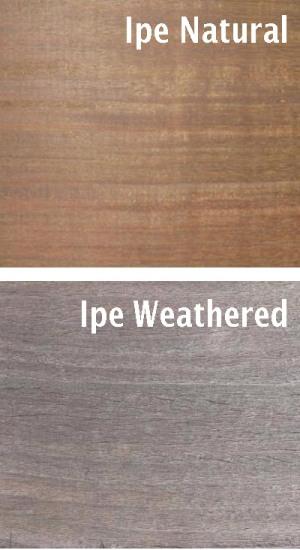 how to clean ipe wood deck