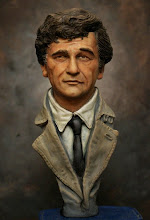 Lt Columbo 1/6 resin bust