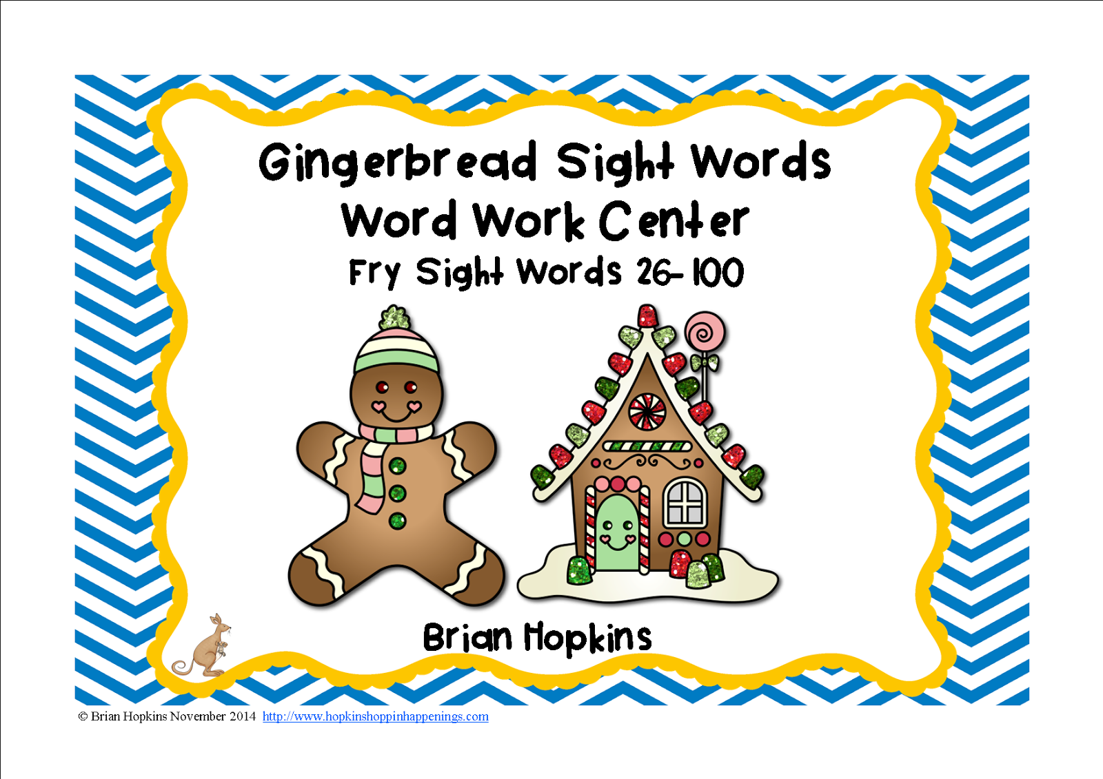 http://www.teacherspayteachers.com/Product/Gingerbread-Sight-Word-Match-Fry-List-1588118