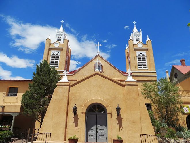 San Felipe, Albuqueque, New mexico