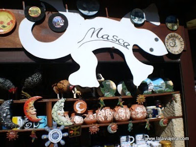 Artesania Ceramica Masca, Tenerife