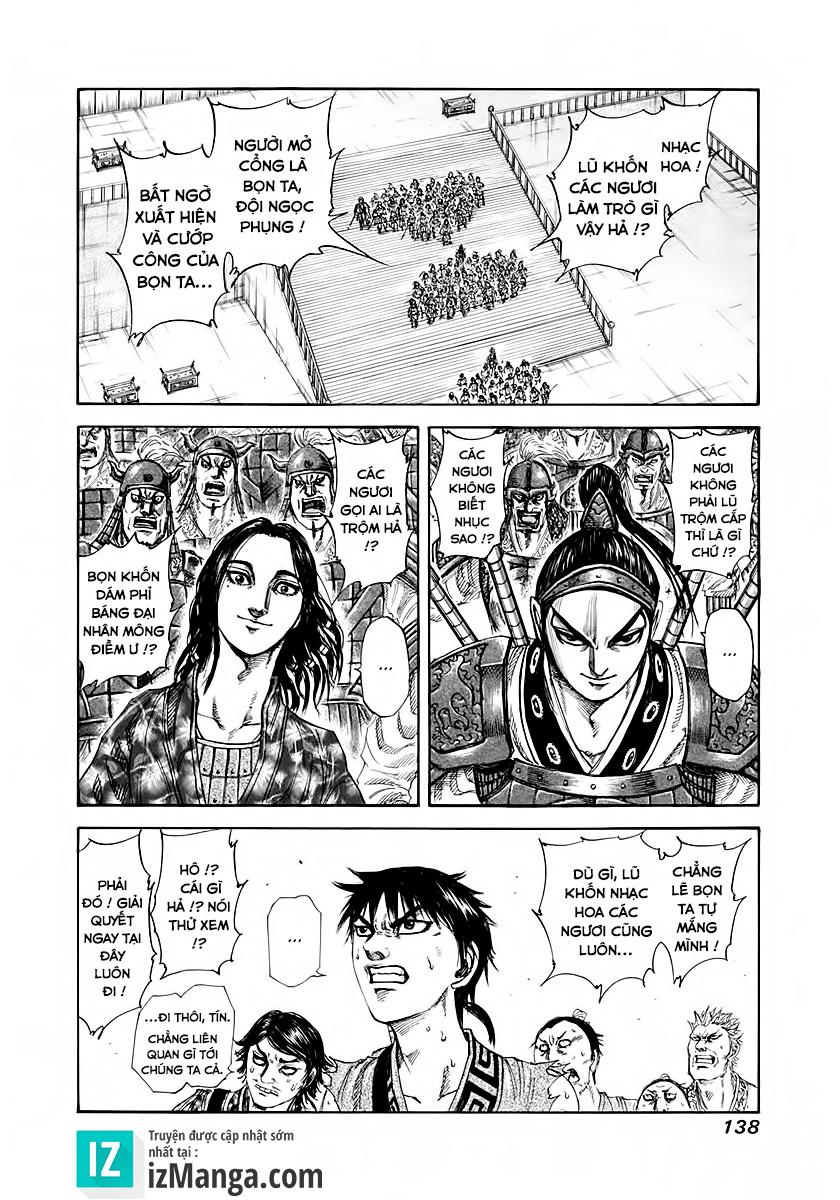 Kingdom - Vương Giả Thiên Hạ Chapter 192 page 5 - IZTruyenTranh.com