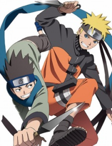Kỳ Thi Chuunin: Naruto vs Konohamaru - Naruto OVA 8: Honoo no Chuunin Shiken Naruto vs Konohamaru Vietsub