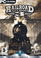 Railroad Tycoon 3 with Coast to Coast Expansion
