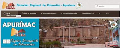 Resultados Examen Contrato Docente DRE APURIMAC 19 Enero 2014