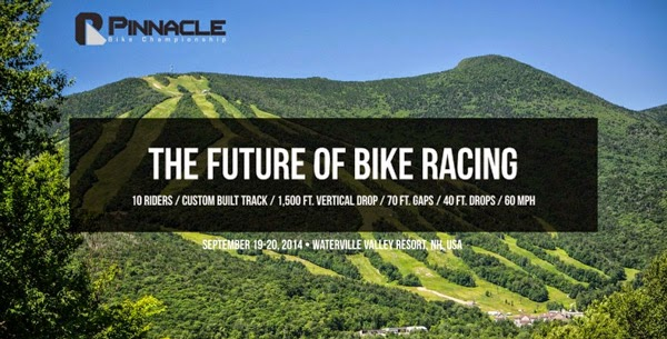 Pinnacle Bike Championship - Event Announcement