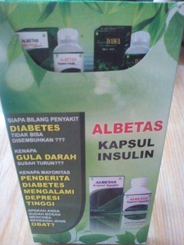 ALBETAS (Khusus Diabetes)
