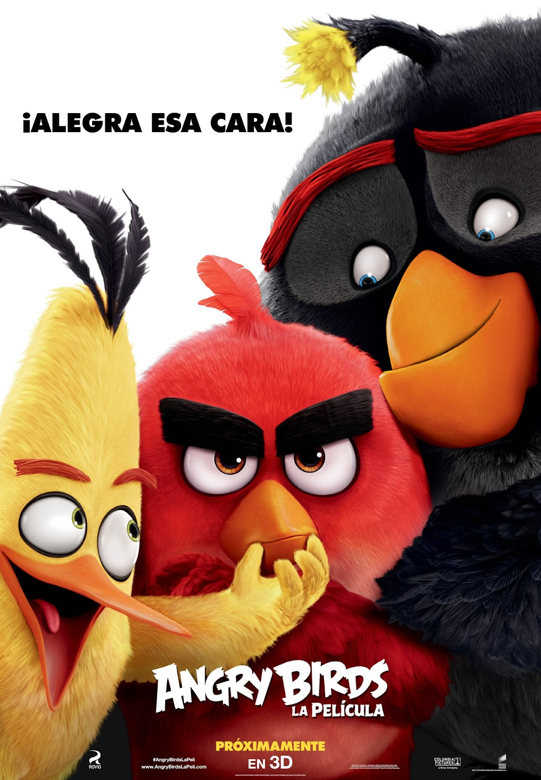 Angry Birds, la película (2016)