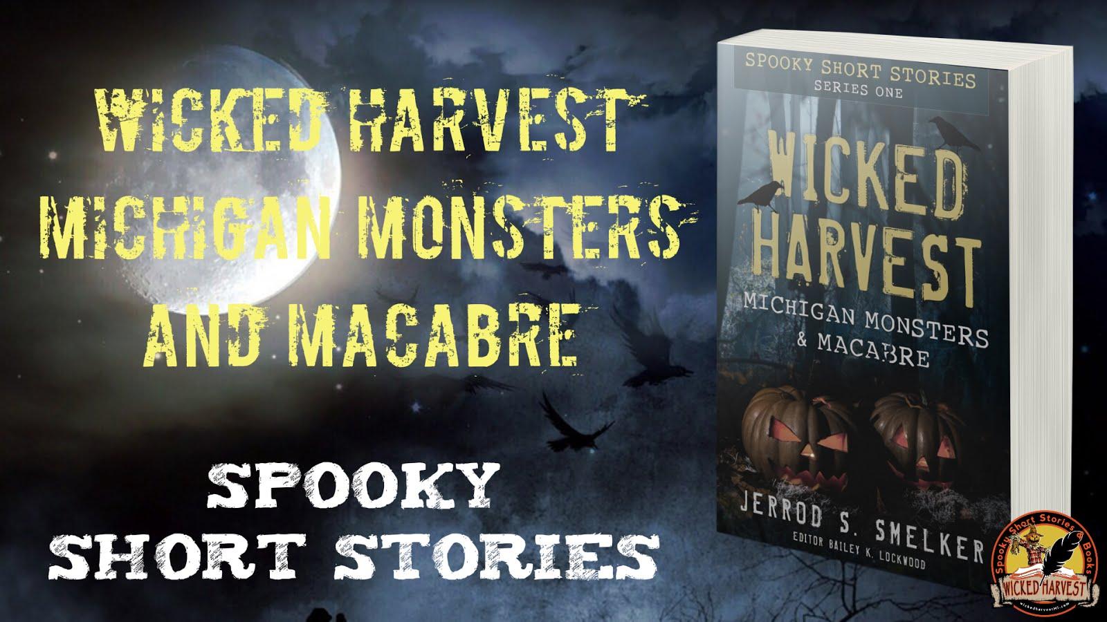 Spooky Short Stories for Halloween
