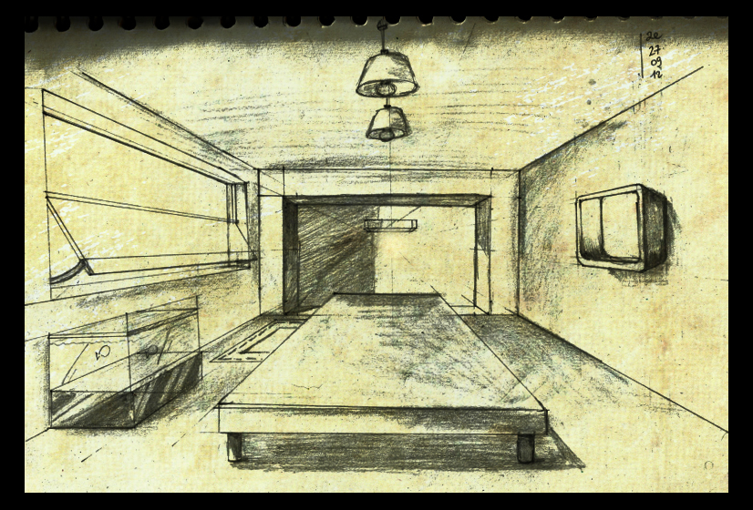 Beautiful Dessiner Une Chambre En Perspective Ideas Of Chambre En ...