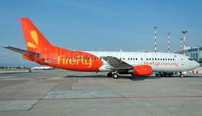 Firefly Perkenal Laluan Baru Johor Bahru Ke Pekan Baru Indonesia