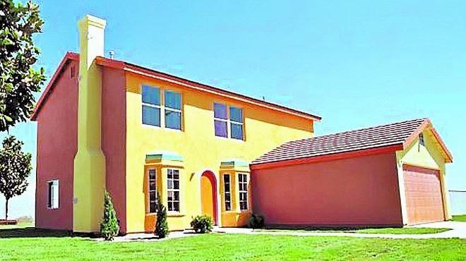 La nube de oort la casa de los simpson - Como se vende una casa ...