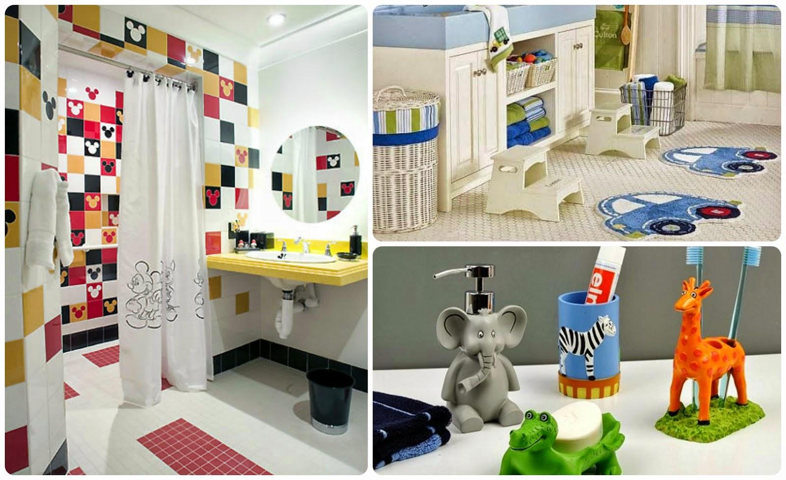 Um lar para Amar: Dicas de decoração para um Banheiro Infantil #B02A1B 1600 977