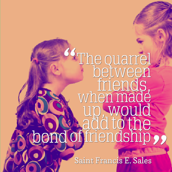 Quotes About Bonds Between Friends