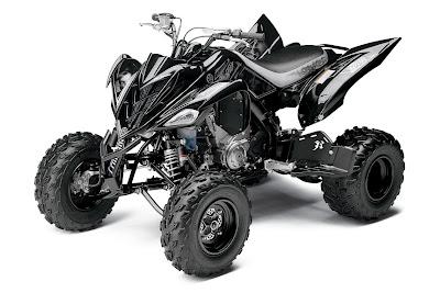 Yamaha raptor 700 R-SE