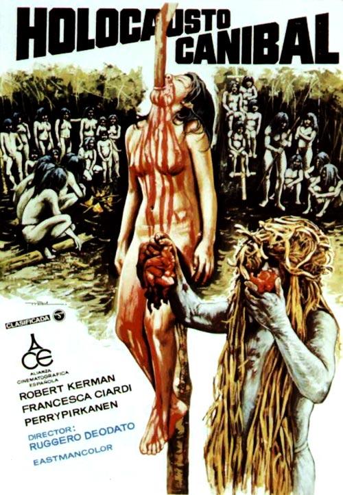 Yamyam İşkencesi Cannibal Holocaust 1980 Türkçe Altyazı MP4