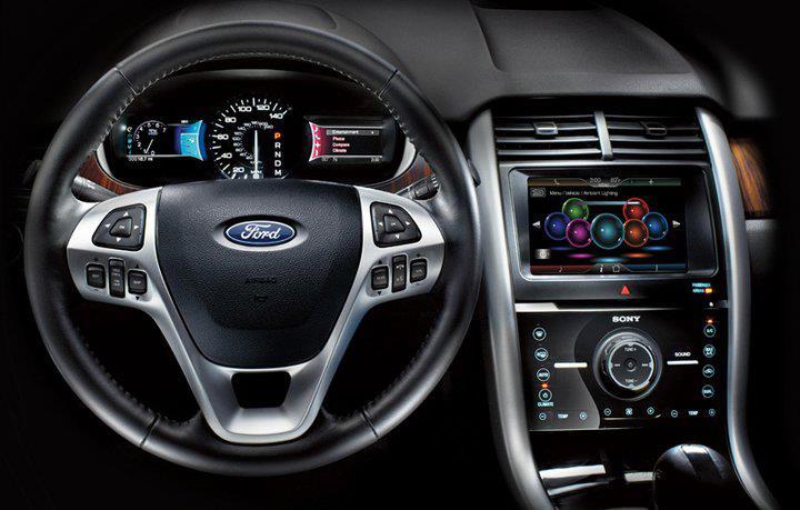 auto Ford Edge 2013