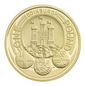 badge of Edinburgh